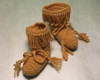 Örgü Şirin Bebek Patikleri
